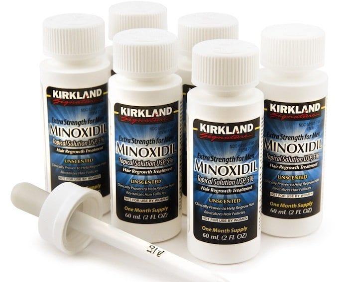 Utilisation de Minoxidil (Rogaine) pour la croissance de la barbe : juste un mythe ?