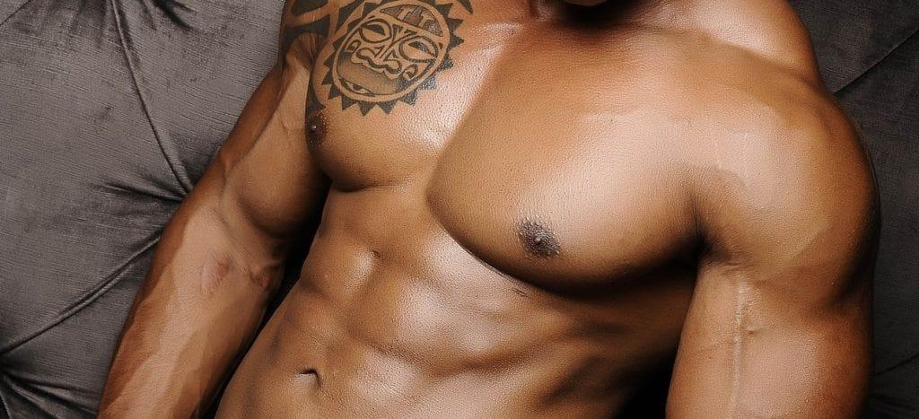 produits corps homme