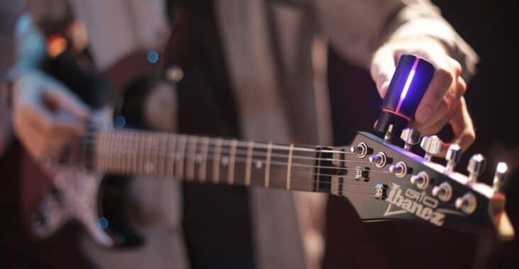 meilleur accordeur de guitare