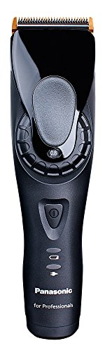Panasonic ER-GP80-K - Tondeuse à cheveux professionnelle sans fil, noire, ac / batterie