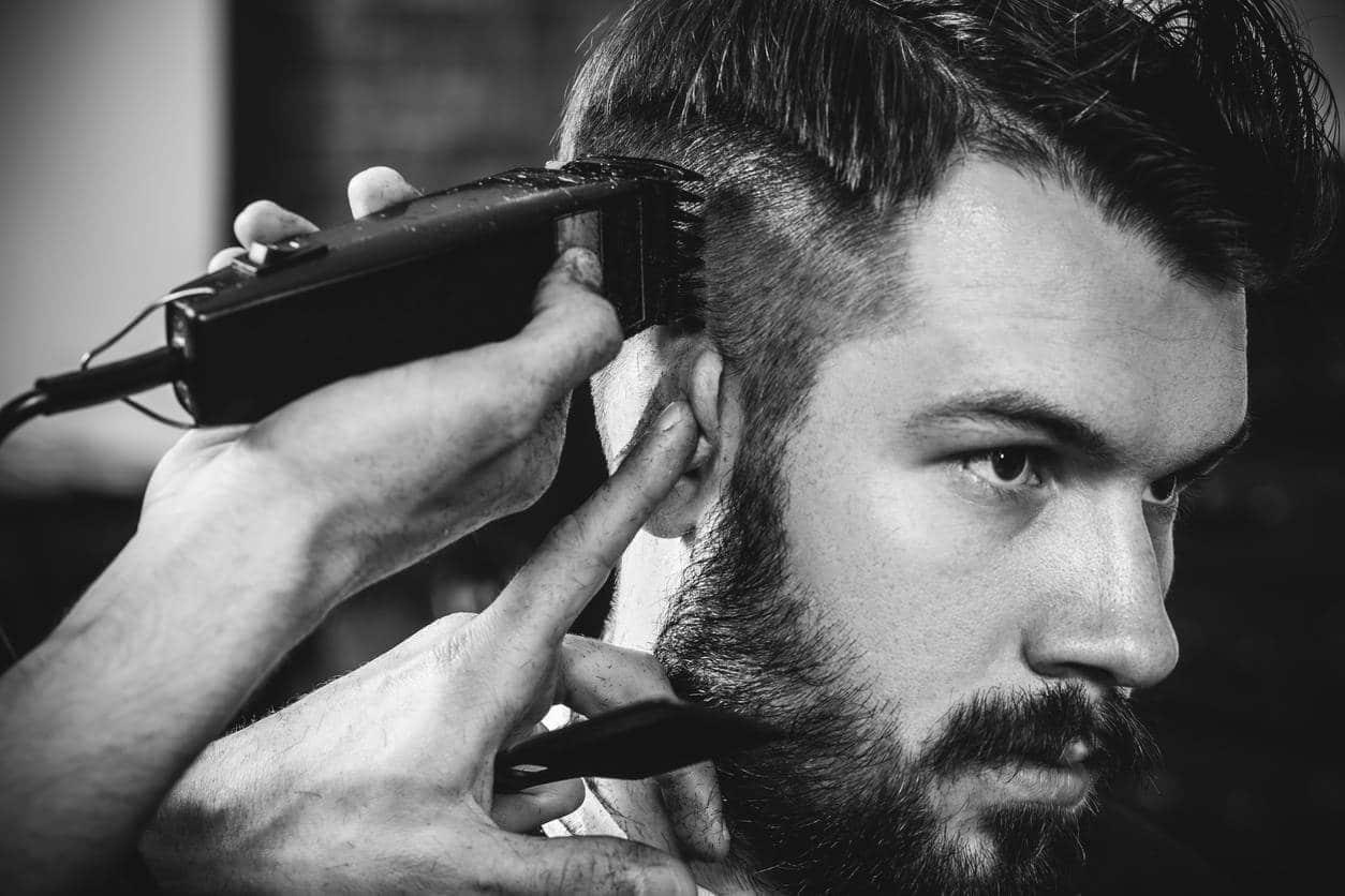 coiffure homme tendance