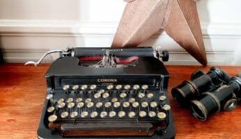 meilleures anciennes machines a ecrire