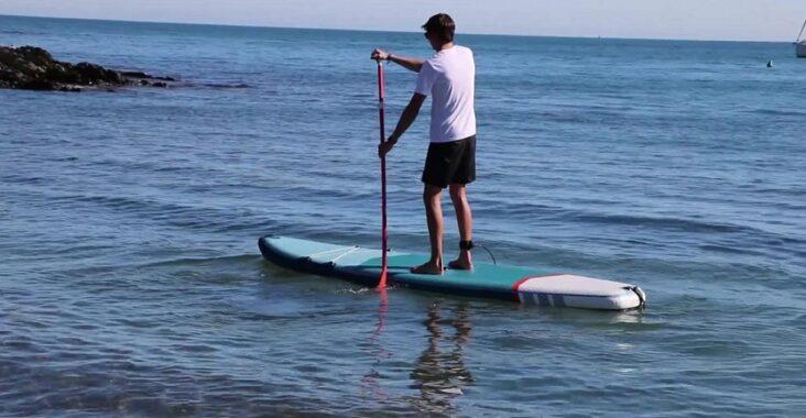 meilleures planches de paddle