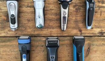 meilleurs rasoirs électriques