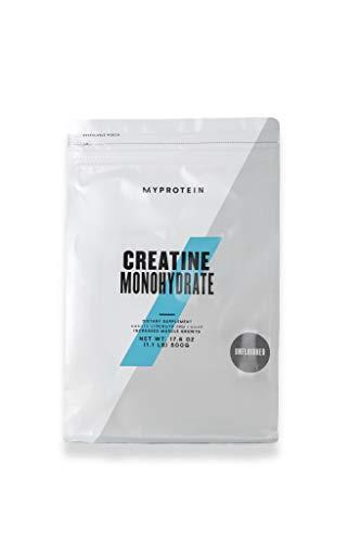 Myprotéine créatine monohydratée 500 g