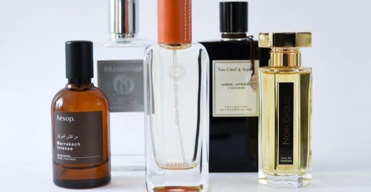 choisir parfum soirée