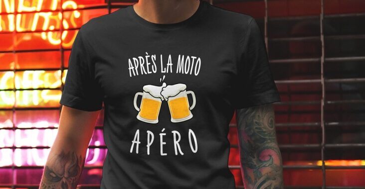 tee shirt humoristique