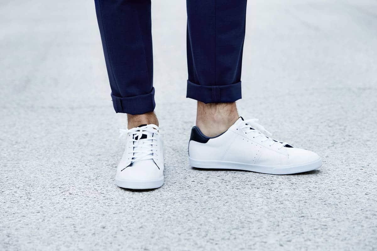 sneakers tendance homme